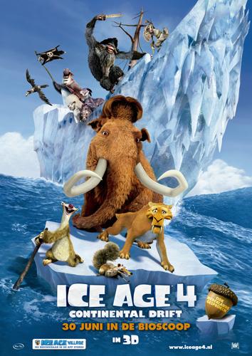 L Age de glace 4