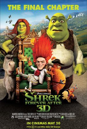 Shreck 3D chapitre final