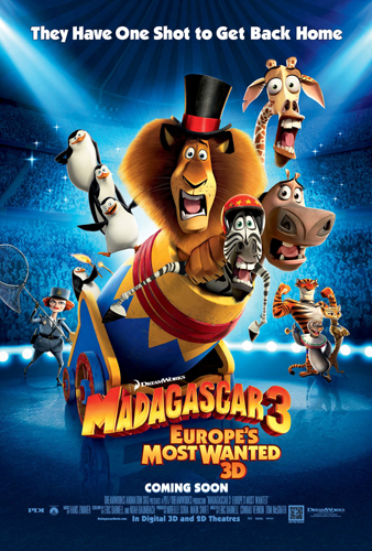 Madagascar most wanted 3