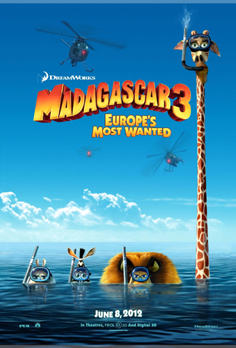 Madagascar most wanted 2