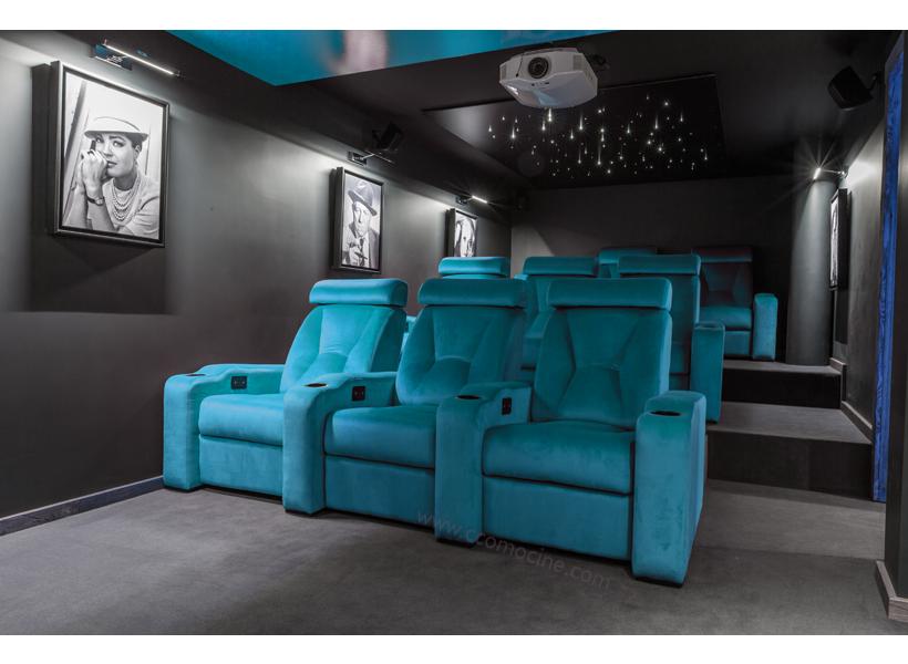 fauteuils motoris s de luxe le vip class elite le vip fauteuil home cin ma motoris tissu. Black Bedroom Furniture Sets. Home Design Ideas