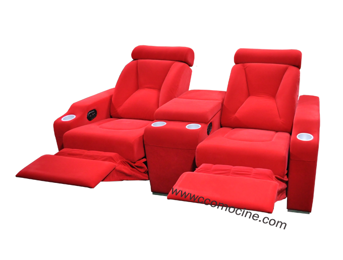 fauteuils class premium simple motorisation le vip le vip fauteuil home cinema motorise. Black Bedroom Furniture Sets. Home Design Ideas