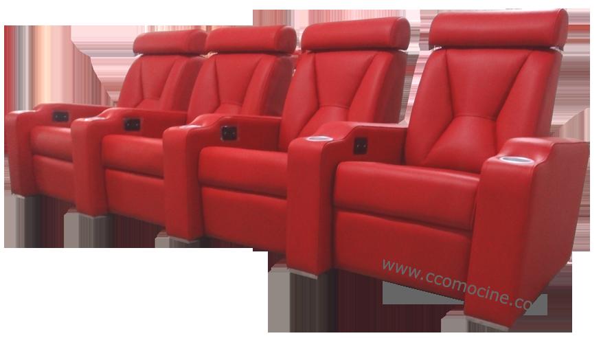 fauteuils class premium simple motorisation le vip le vip fauteuil home cinema motorise. Black Bedroom Furniture Sets. Home Design Ideas